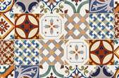 Ceramic tile.