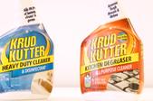 Two bottles of Krud Kutter side-by-side.