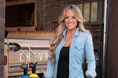 HGTV's Nicole Curtis works with Bernzomatic