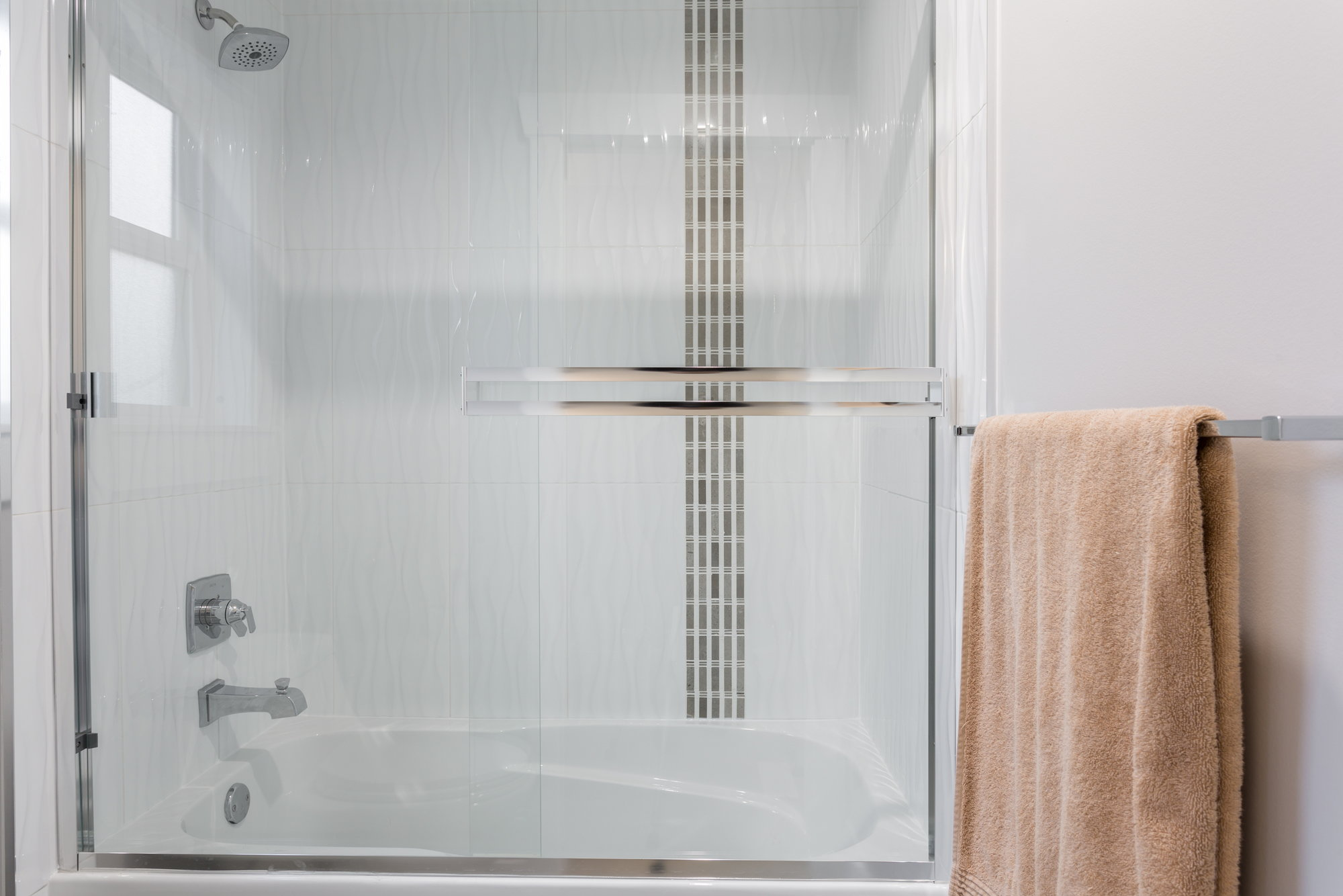 How To Clean And Recaulk Your Sliding Shower Doors The Best Craft