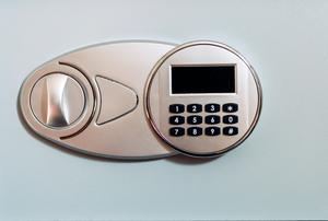 keyless entry keypad