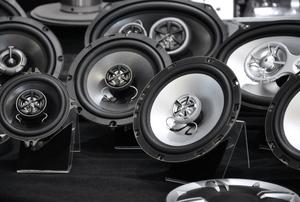 various Car Speakers