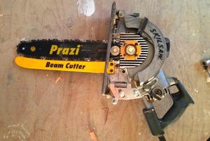 The Prazi Beam Cutter.