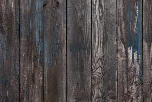 old peeling wood