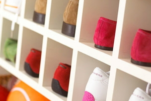 kids shoe cubby organizer