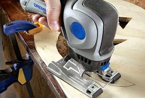 dremel, cut, saw, wood