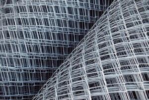 Mesh wire.