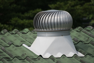 attic roof fan