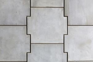 concrete paver wall