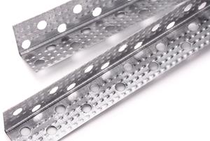 corner bead mounts for drywall installation