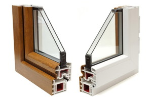 double pane window cut-outs