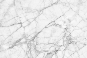 close-up of cultured-marble countertop