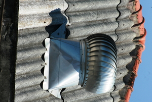 a Metal Roof