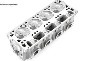 an Engine Block