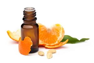 Orange oil.