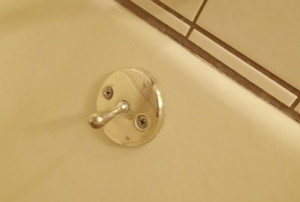 bathtub drain cover
