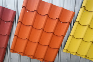 Roofing materials.