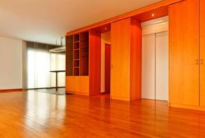 A home elevator.