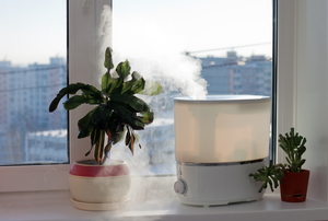 An air purifier.