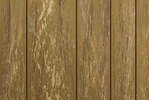 A wood panel.
