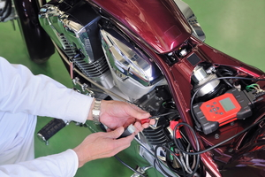 How to Lubricate Motorcycle Cables