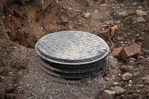 How to Install Septic-Tank Risers