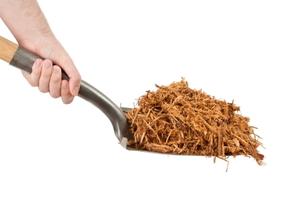 Rubber Mulch Vs. Wood Mulch