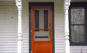 Secure Doors and Windows with Simple Hardware