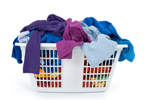 Separating Whites, Colors, and Delicates in the Washing Machine