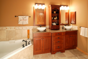 Use a New Bathroom Vanity to Make Your Home Sparkle