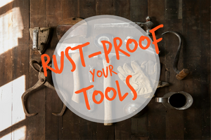 Stop Rust on Your Tools: Storage, Prevention, and Treatment