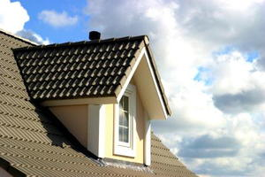 How to Vent a Tile Roof