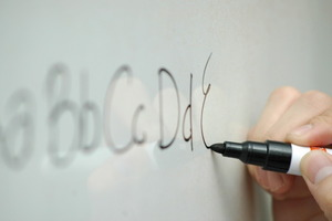 Installing a Whiteboard Wall in Your Home