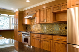 Upgrade Your Kitchen With Cabinet Crown Molding
