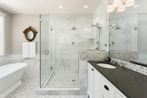 The Pros and Cons of Frameless Shower Doors