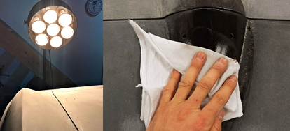 How to Use Fiberglass Cloth for Automobile Repairs