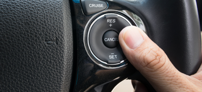 The Cruise Control Mechanism Found In Today S Cars Is Designed To Aid Driver Maintaining A Le Cruising Sd Driving Can Be Tiring Especially