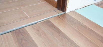 Floor Transition Molding Options For Uneven Floors
