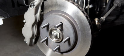How to Convert a Vehicle's Drum Brakes to Disc Brakes