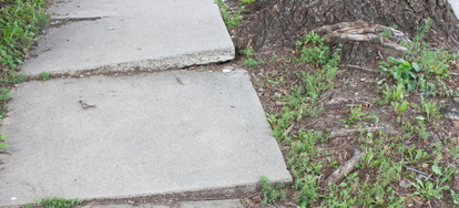 Concrete Sidewalk Repair: How to Repair an Uneven Sidewalk