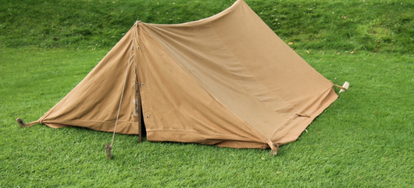 How to Clean Canvas Camping Tents | DoItYourself com
