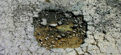 Fix a Pothole in Your Driveway | DoItYourself com