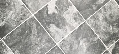 Installing Self Adhesive Vinyl Tiles In A Bathroom