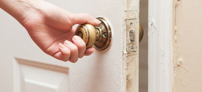 5 Steps For Tuning Stubborn Doors Doityourself Com