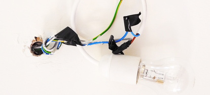 Light fixture wire sizing for beginners doityourself determining the right light fixture wire size is important to ensure the safety of all the homes inhabitants including the home itself greentooth Images