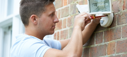 How To Repair A Motion Detector Light