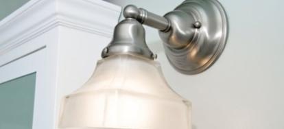 How To Install Bathroom Vanity Lighting Doityourself Com