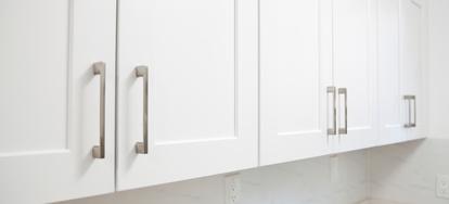 how to paint kitchen cabinet veneer | doityourself