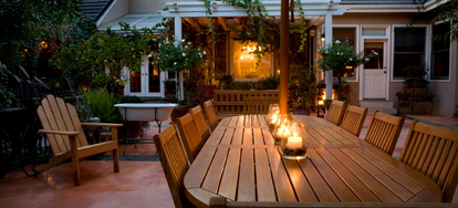 Incroyable An Outdoor Patio Is A Great Place To Spend A Warm Evening Or Entertain  Company. However, Nothing Can Crash Your Outdoor Festivities As Quickly As  The ...
