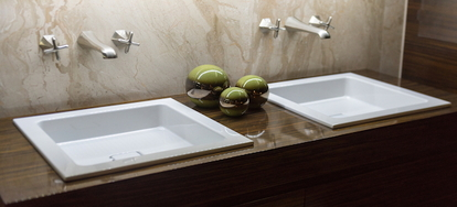 How To Convert Single Sink Plumbing For A Double Sink